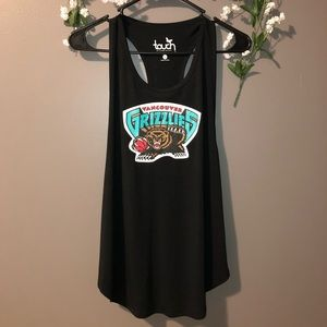 Vancouver Grizzlies tank - NWT!